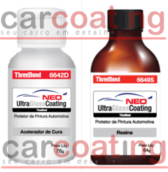 Threebond Ultra Glass Coating NEO - Kit GLASS