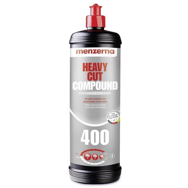 Menzerna Heavy Cut Compound FG400 (1L) - comprar online