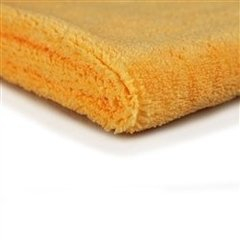 Chemical Guys Microfibra Orange Banger 320GSM 40X40 cm - comprar online