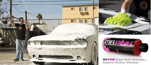 Chemical Guys Mr. Pink - Shampoo para Snow Foam - Car Coating : Car Care é Conosco!!