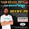 WORKSHOP SOFT99 - 12/03 COM SNOW FLAKES