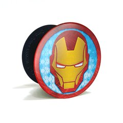 050 - Pop Holder Iron Man Grip Celular + Soporte