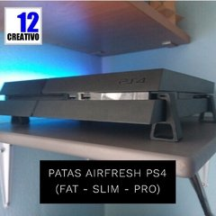 Patas Airfresh PS4 - Playstation 4 FAT PRO SLIM