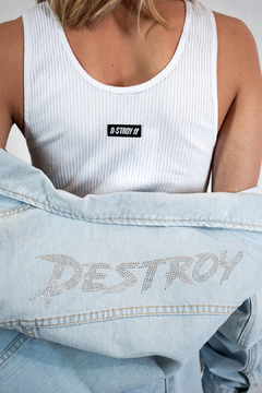 CAMPERA DESTROY GLITTER en internet