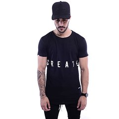 REMERA CREATE AND DSTROY - comprar online