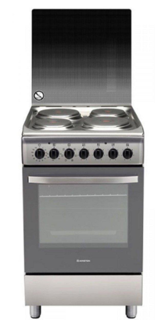 Ariston A5e52f X Ag Cocina Electrica 4p Horno Multifuncion 5524