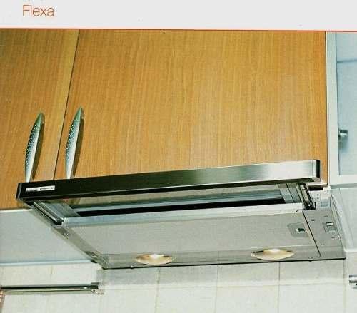 Franke mod flexa extensible inox purificador de cocina for Extractor de cocina