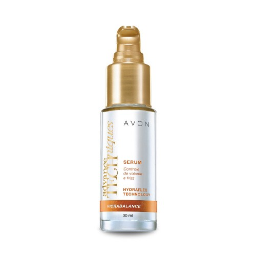 Avon Advance Techniques Hidrabalance Fluido Restaurador de Pontas Controle de Volume e Frizz 30ml 50078-1