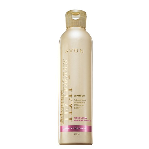 Advance Techniques Anti Queda Shampoo 200 ml Avon