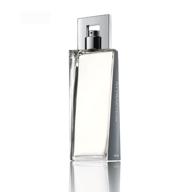 Avon Attraction Deo Parfum For Him Masculino 50 ml