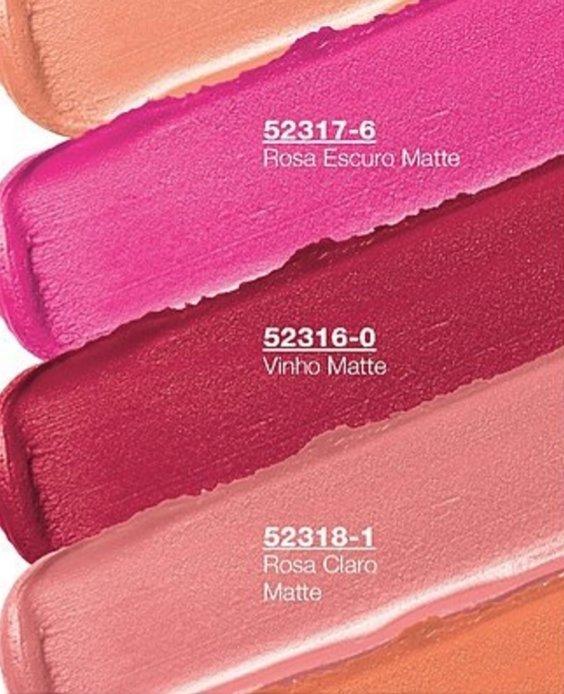 Muito Batom Matte Avon Color Trend 3,6 g SO92