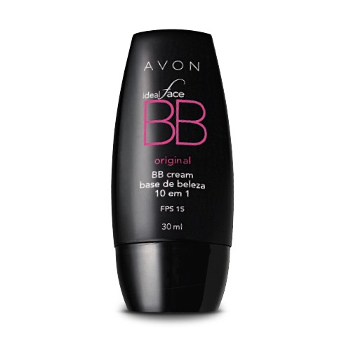 Avon Ideal Face BB Cream FPS 15 30ml