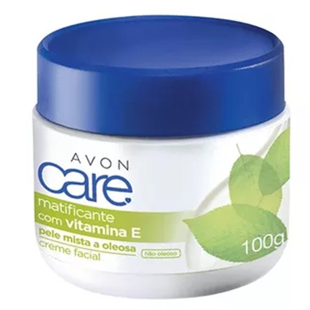 Avon Care Gel-Creme Facial Hidratante Fresh 100g