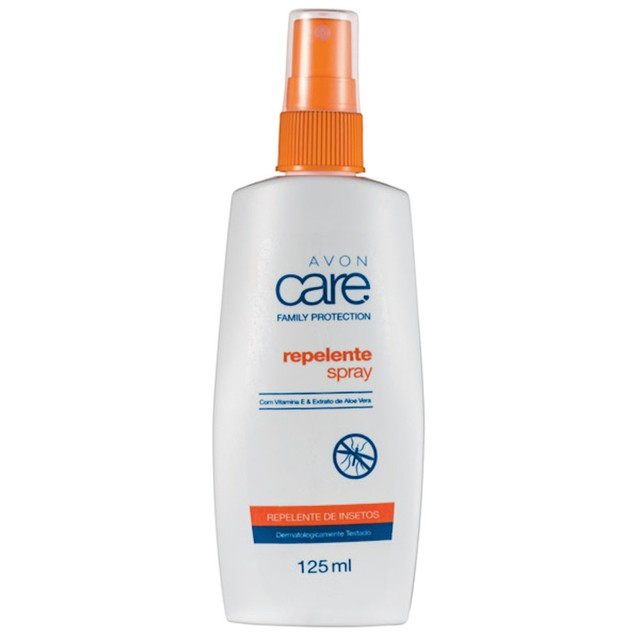 Repelente Contra Dengue Avon Care Spray Picaridina 125ml