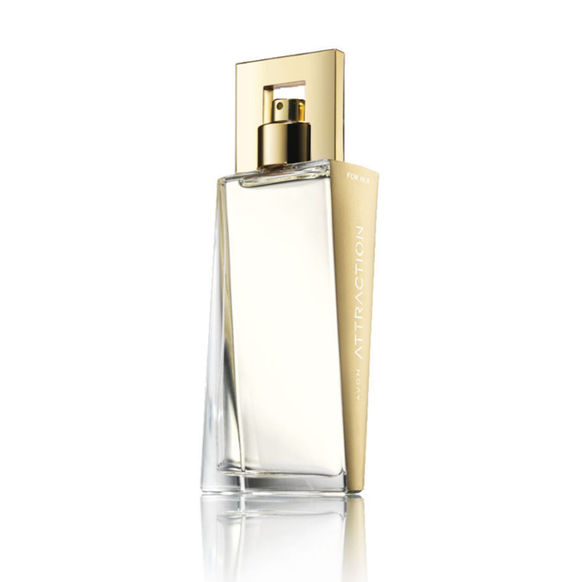 Attraction Deo Parfum Her Feminino 50ml