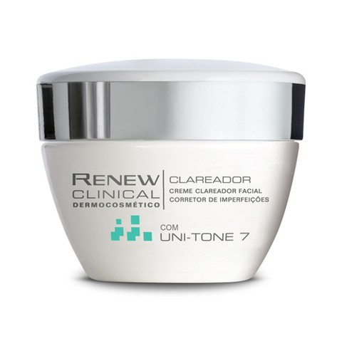 Avon Renew Clinical Creme Clareador Facial Corretor de Imperfeições 30g 52686-7