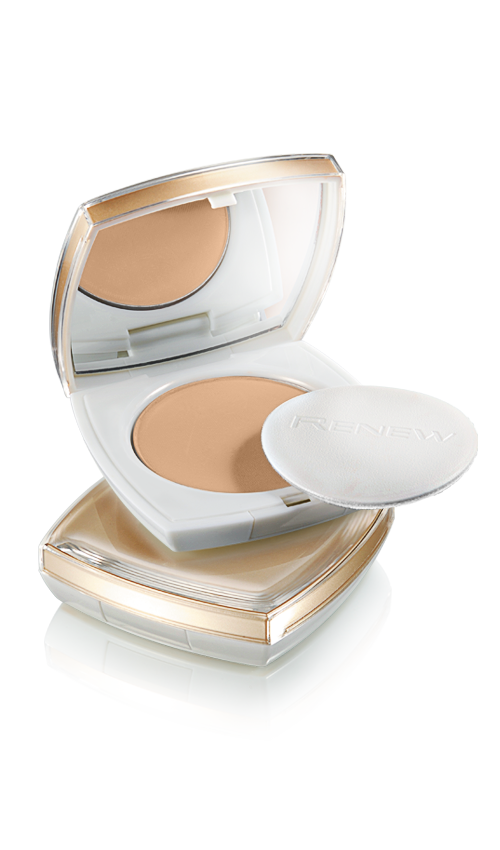 Avon Renew Pó Compacto Transformador FPS 15 Natural 10g 5050623