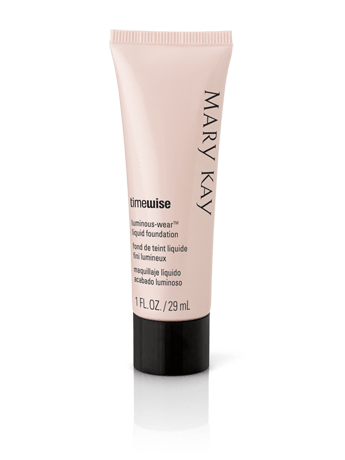 Base Líquida Acabamento Luminoso Timewise® 29ml Mary Kay