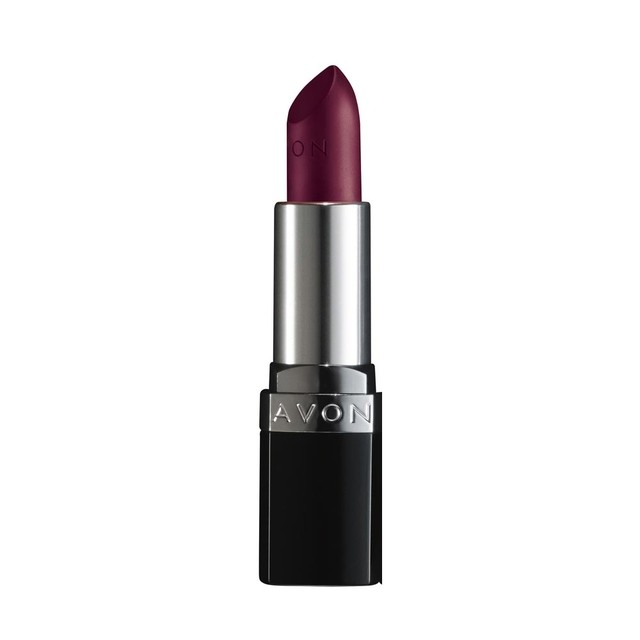 Avon Batom Ultra Color Ultramatte FPS 15 Uva Ultramatte 3,6g