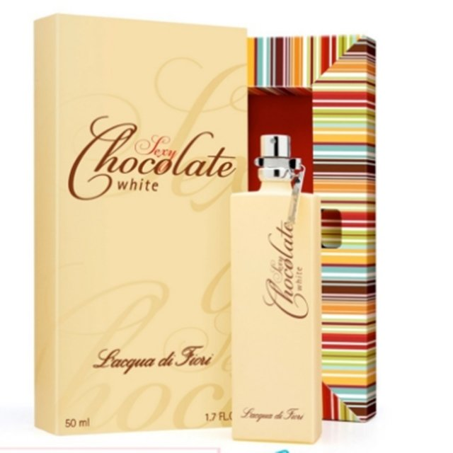 L'acqua di Fiori Chocolate White Deo-Colônia 50ml