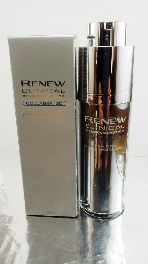 Avon Renew Clinical Collagen 3D Sérum Facial Preenchedor de Rugas 30ml