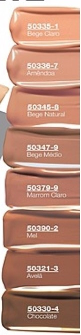 Avon Ideal Face Base Fluida Cobertura Matte FPS 20 30ml na internet