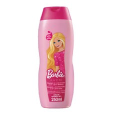 Avon Barbie Shampoo e Condicionador 2 em 1 250ml 51705-0
