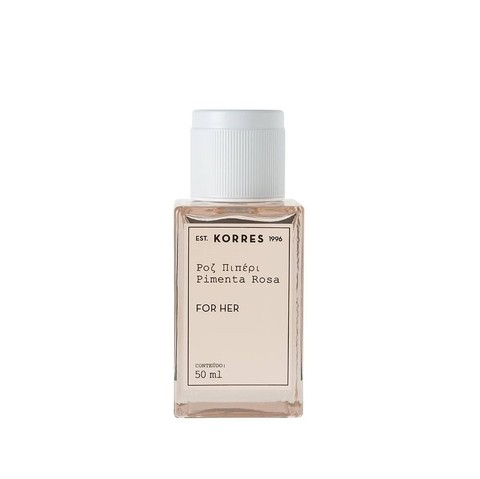 Korres Pimenta Rosa Eau de Cologne Spray 50ml