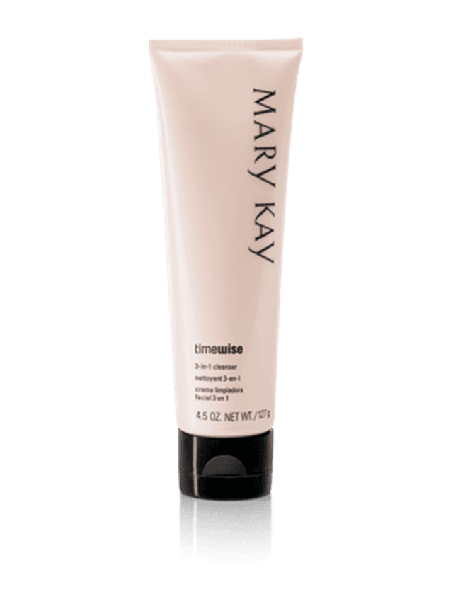 Mary Kay Creme de Limpeza 3 em 1 TimeWise® Seca/Normal 127 g
