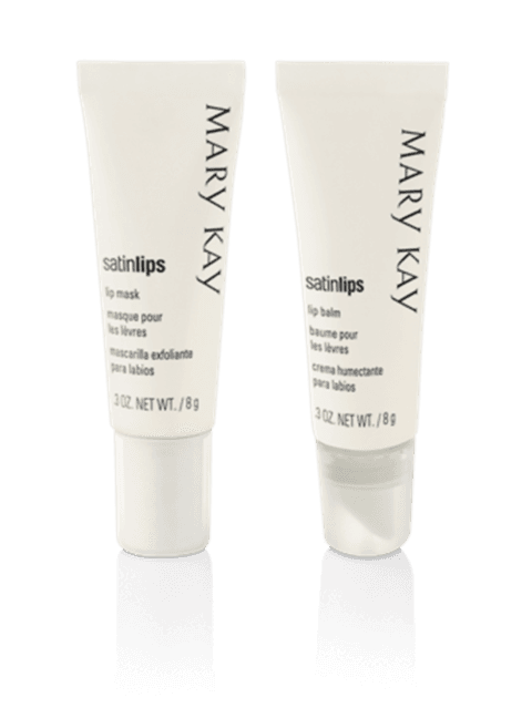 Mary Kay Kit Lábios de Seda Satin Lips® (Bálsamo + Máscara)