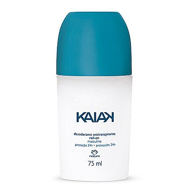 Natura Kaiak Desodorante Antitranspirante Roll-on Masculino  75 ml 19230