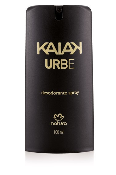 Natura Desodorante Spray Masculino Kaiak Urbe 100ml 37830