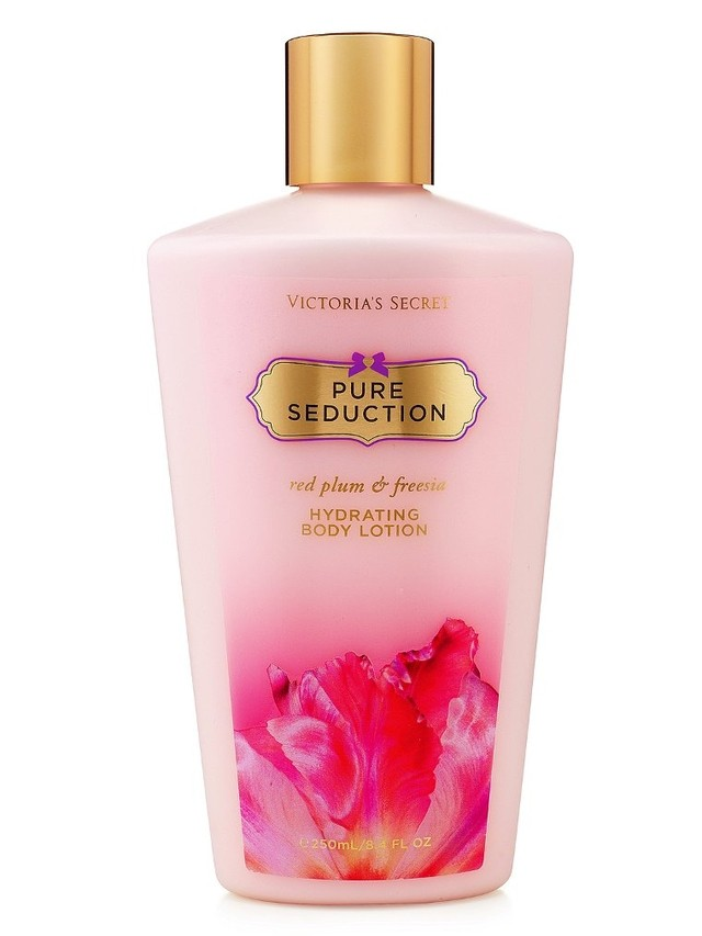 Victoria's Secret pronta entrega Body Lotion Hidratante Pure Seduction 250ml