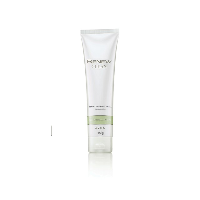 Avon Renew Clean Gel de Limpeza Facial Antiidade 150g 50446-0