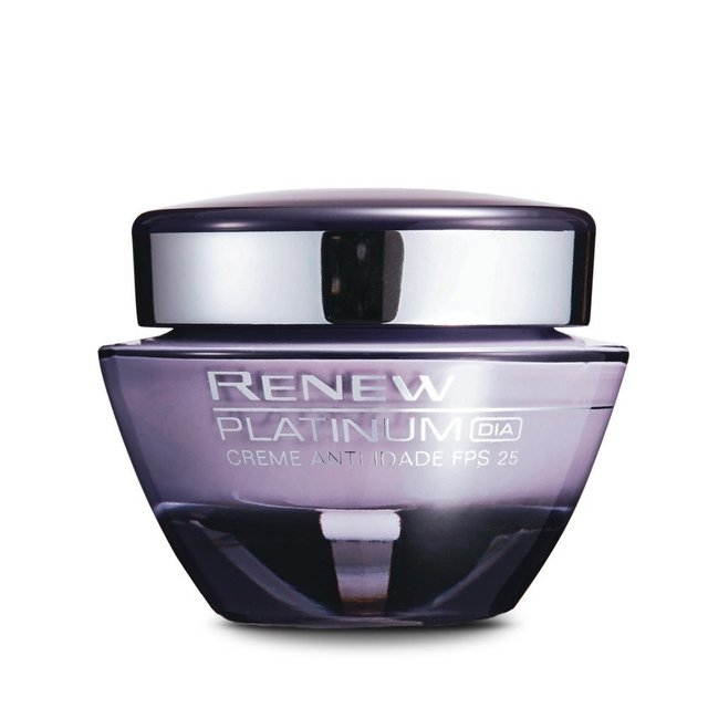Avon Renew Platinum Kit Presente