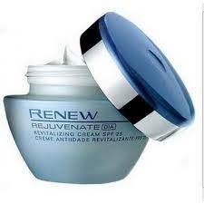 Avon Renew Rejuvenate Dia Creme Antiidade Revitalizante FPS 25 50g 51043-3
