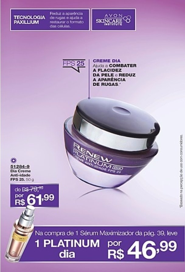Avon Renew Serum Maximizador Smart Repair  30ml