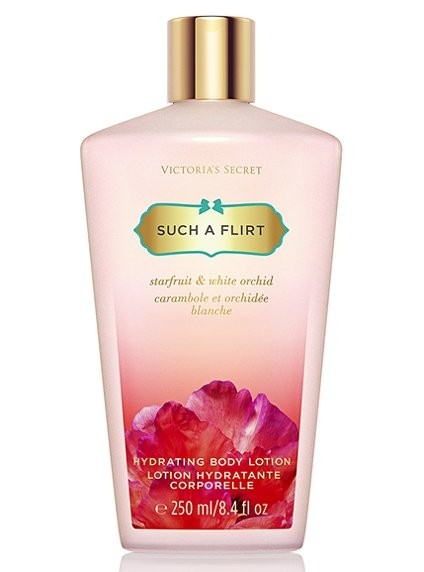 Victoria's Secret pronta entrega Body Lotion Hidratante Such a Flirt 250ml
