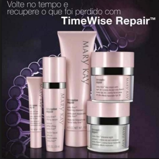 Sistema Volu-Firm™ TimeWise Repair™ Mary Kay na internet