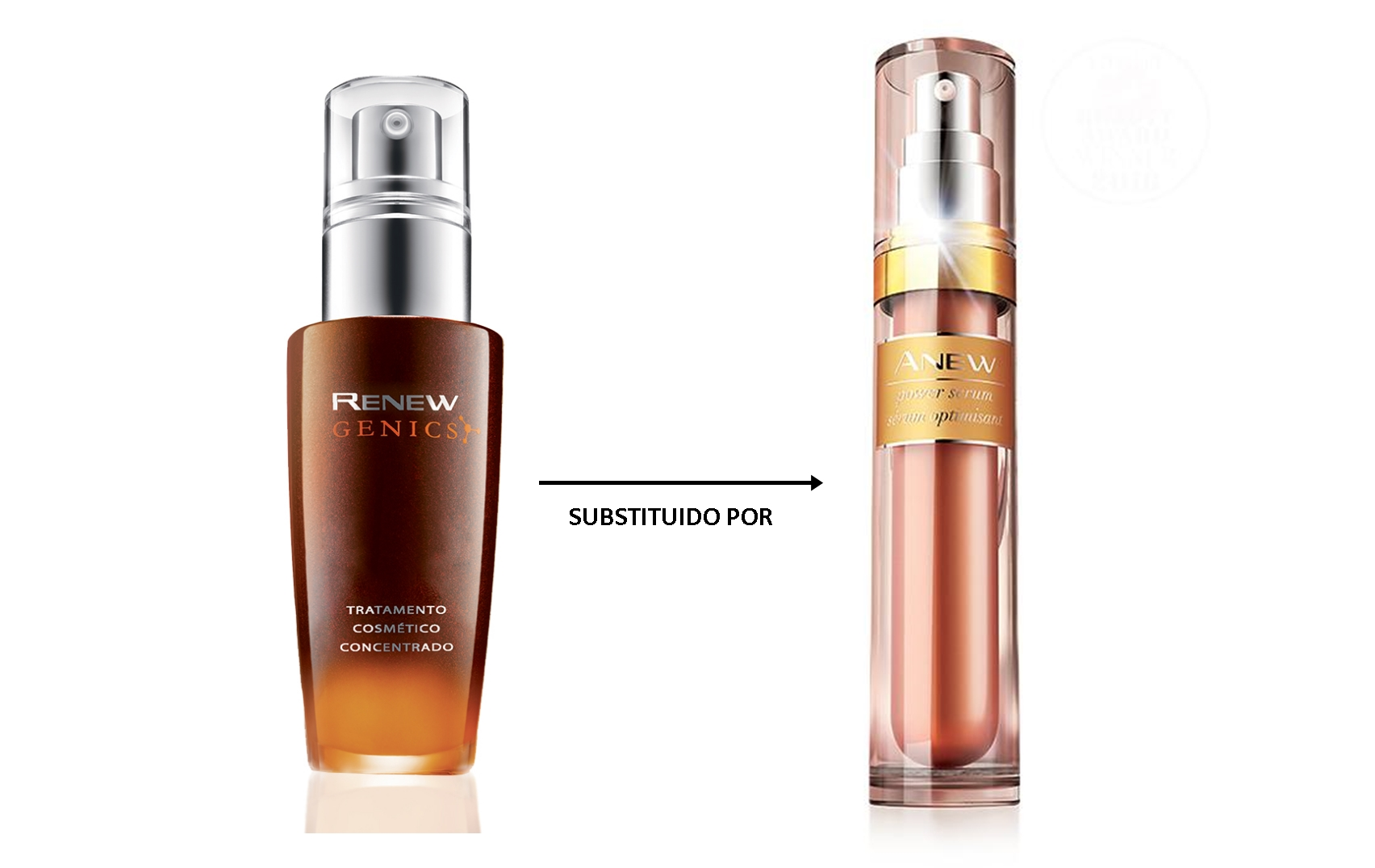 serum genics avon foi substituido pelo serum avon smart repair