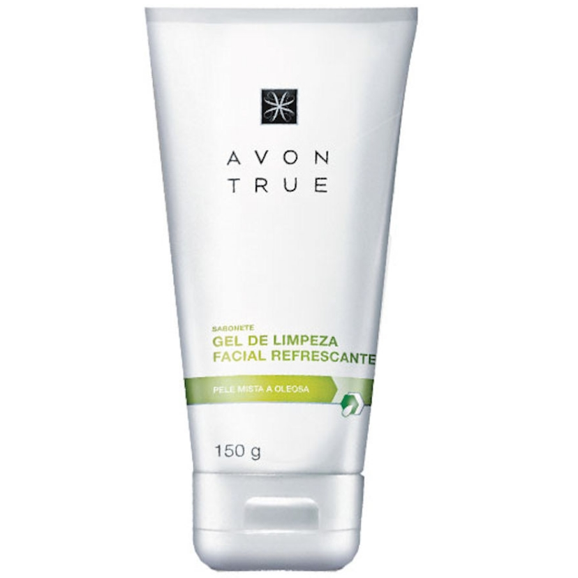 True Gel de Limpeza Facial Refrescante 150 g