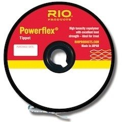 POWERFLEX 5X TIPPET 30YD 5.0LB