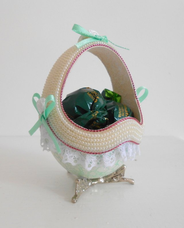 Shabby Basket en internet