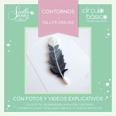 Tutorial quilling - PLUMA - Nivel Intermedio
