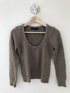 Sweater de lana Zara T.M (chico)