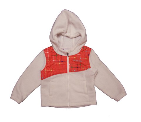 Campera de polar Columbia T.2T