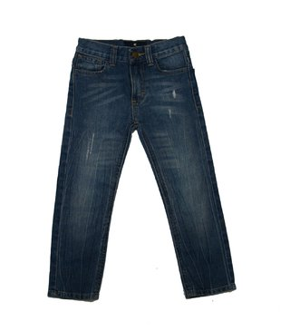 Jean light wash Baby Cottons T.4