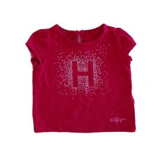 Remera Tommy Hilfiger 6-9 meses