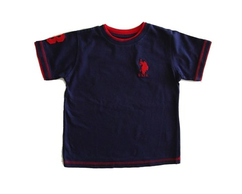 Remera US Polo Assn T.4