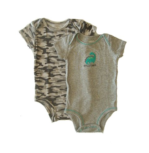 Duo de bodies Child of Mine by Carters 3-6 meses
